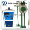 Máquina de indução de alta freqüência de rack manual Weld Diamond Segment Blade
