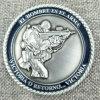 Монетка возможности воиска Antique фабрики Китая покрынная серебром