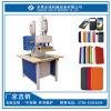 Aangepaste het Verwarmen van de Dekking van het Leer van de Verkoop van de Fabriek Dongguan Directe het In reliëf maken van de Machine Machine