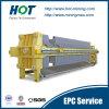 Imprensa de filtro profissional da membrana da máquina