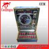 Parte superior chinesa que vende máquina de jogo a fichas