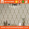 PVC imperméable à l'eau de papier de mur de matériau de construction