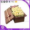 Caixa de empacotamento de papel da flor do retângulo novo do estilo