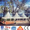 Gazebo сада шатра венчания шатёр металла высокого пика 6X6m ясный