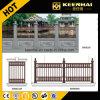 Valla de seguridad de aluminio al aire libre del jardín del estilo chino con alta calidad