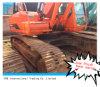 Excavador de segunda mano de la correa eslabonada de Doosan Dh300-7