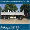 Barre d'attelage de remorque de camion de cargaison de remorque d'entraîneur de chariot de remorquage/remorque de barre d'attelage pleine