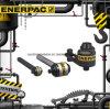 De hand e-Reeksen van Enerpac van de Multiplicatoren van de Torsie