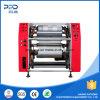 Alta Producción semi automática película de estiramiento de corte longitudinal y rebobinado de la máquina
