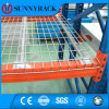 Cer-anerkannter Lager-Speicher-StahldrahtDecking für Ladeplatten-Racking