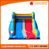 Diapositiva seca del juguete gigante inflable doble del carril para los cabritos (T4-251)