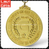 Kundenspezifisches Metal Gold Medal mit Promotion