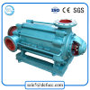 Pompe centrifuge à haute pression principale élevée à plusieurs étages d'entrée simple