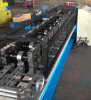 Гидровлический крен столба загородки вырезывания формируя машину