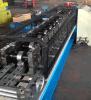 Rullo del comitato della rete fissa del Palisade della costruzione del metallo che forma macchina