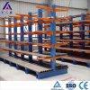 Fábrica que vende cremalheiras de aço Cantilever resistentes do armazenamento