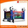 Verschiedene Arten des Kind-Fußballs aufblasbaren Prahler (T1-204) springend