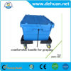 Contenitore di distribuzione/casella di distribuzione/casella accatastabili di plastica di giro d'affari