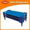 Cama Escuela de Mich cabrito plástico para el Kindergarten (1213C)