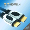 Plugue do metal do cabo de HDMI (XY-0007)