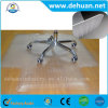 PVC d'Area de chaise Anti-Skid Chair Mat sur Hard Floor ou Carpet