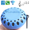 Portable Best 2014 Outdoor Sport Wireless Waterproof Bluetooth Speaker con Hang Buckle, Mani-Free Call, Nfc Function