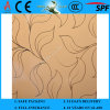 3-6mm Am-83 Decorative Acid Etched Frosted Art Architectural Glass