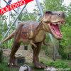 De openlucht Dinosaurus van de Glasvezel van de Speelplaats Model Levensgrote