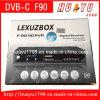 Kabel-Empfänger Amerika-F90 Lexuzbox F90 HD PVR Dobly DVB