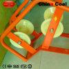 Leichte Kabel-Bodenrollen-Riemenscheibe