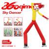 2 Danser van de Lucht van benen de Opblaasbare (BMAD (01))
