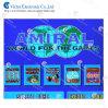 Platino de juego Amiral 5 del punto caliente del PWB de Multigame en 1
