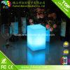 LED 입방체 RGB에 의하여 조명되는 LED 테이블 훈장