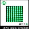 Alta pantalla verde clara de la matriz de PUNTO del LED
