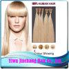 2012 de Blonde het I-Uiteinde van de Kleur Uitbreiding van het Haar (jcs-179)