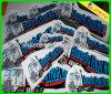 Leverancier van China van de Overdrukplaatjes van het Etiket van de Sticker van pvc van de Besnoeiing van de matrijs de Zelfklevende