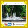Piccola fontana della piscina con la caratteristica economica