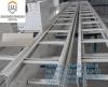 Het Dienblad van de Kabel van het Type van Ladder van de Levering van de fabriek met Baksel eindigt