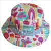 Las señoras forman el sombrero floral del algodón (DH-BF336)