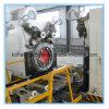 スチールドラムの生産機械: 端カール機械