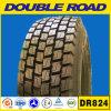 Caminhão radial sem câmara de ar do pneumático do pneumático do caminhão da estrela dobro do tipo da importação 315/70r22.5 (315/80r22.5 20pr)