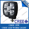 9-80V Alto-Quality 25W CREE LED Work Lights