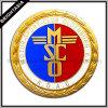 Motor Sport Club (BYH-10133)のための自動Car Metal Badge