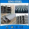 Viga laminada en caliente del acero de carbón Q235 I para el material de construcción