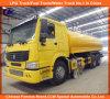 Água resistente do caminhão HOWO de Sinotruk sino que polvilha os caminhões de petroleiro 20, 000 litros para a venda