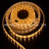 Luz de tiras flexible ambarina de 12VDC SMD3528 los 300LEDs/M LED
