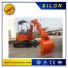 Excavador hidráulico de Silon con el pabellón en las ventas calientes (NT28U)