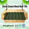 Métal enduit de qualité de tuile de toiture de Galvalume et feuille en aluminium de toiture de zinc