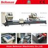 CNC van het Aluminium van de digitale Vertoning het Dubbel bewerkt Zaag in verstek