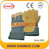 Свинья Сплит кожа Промышленная безопасность Рабочие перчатки (21007)
